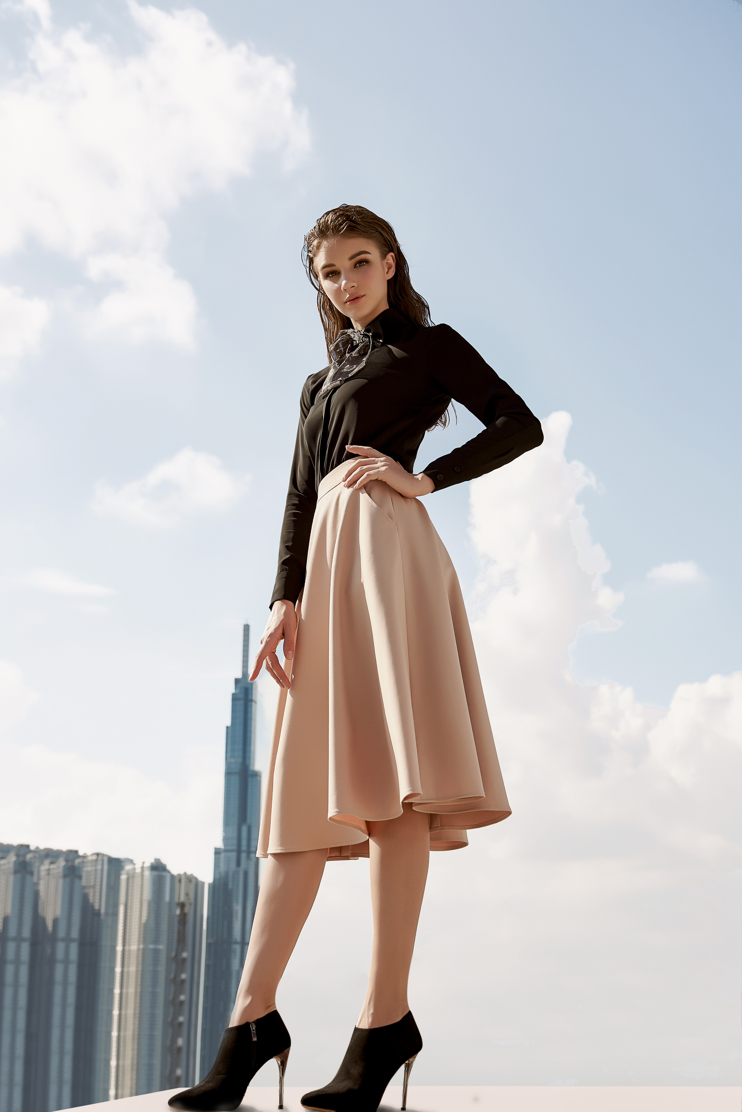 Tops - Trousers & Skirts