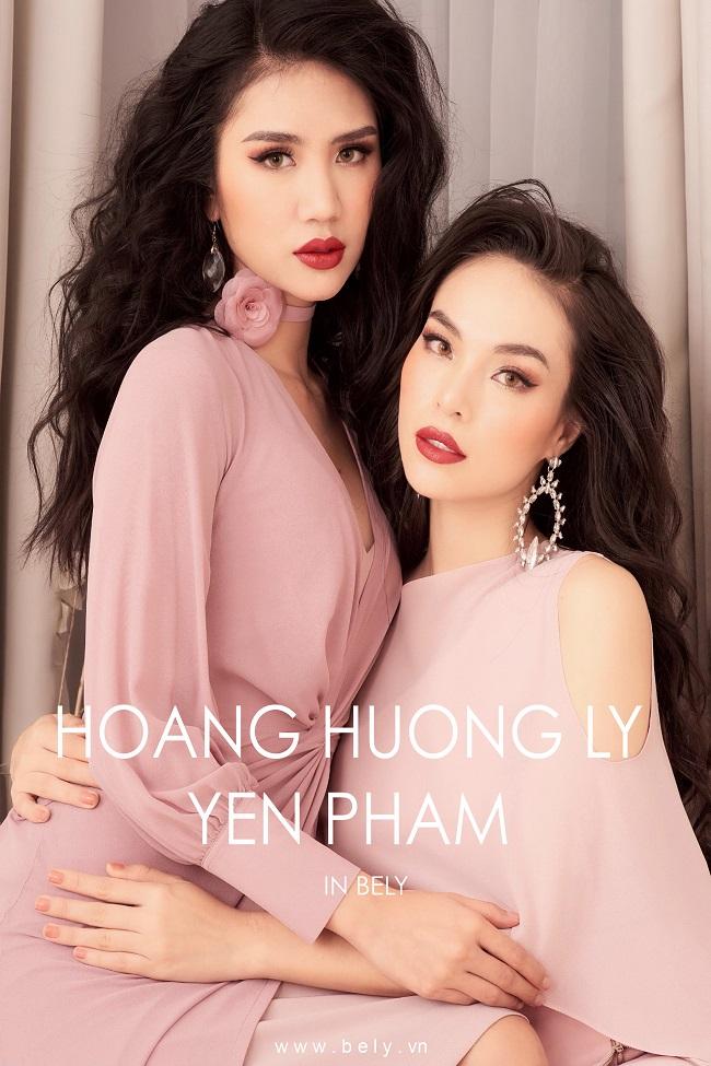 PHAM YEN & HOANG HUONG LY in BELY